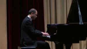 Άρης Γραικούσης - Ρεσιτάλ Πιάνου στο Φιλολογικό Σύλλογο Παρνασσού με έργα των Chopin, Liszt & Moussorgsky
