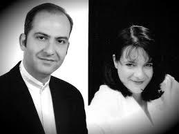 Αρης Γραικούσης και Δέσποινα Τσουκαλά (soprano)