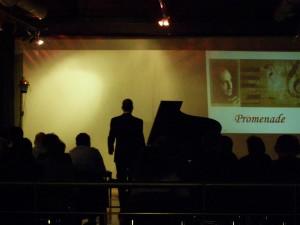 """Άρης Γραικούσης - Ρεσιτάλ Πιάνου """"Promenade"""" στη Δημοτική Πινακοθήκη Χανίων Κρήτης"""