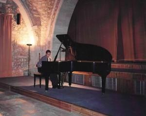 Αρης Γραικούσης - Ρεσιτάλ Πιάνου σε έργα των Bettoven , Brahms & Scriabin, Ρέθυμνο (2004)