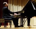 Ρεσιτάλ Πιάνου του Άρη Γραικούση στο Φιλολογικό Σύλλογο Παρνασσού σε έργα των Chopin, Liszt & Moussorgsky.